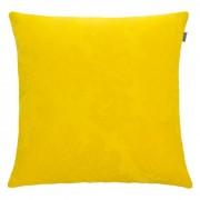 Capa Para Almofada Jacquard 45 X 45 Medalhão Amarelo