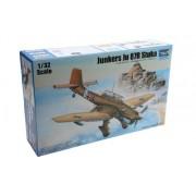 Trumpeter 03216 - Modellino aereo Junkers Ju-87R Stuka in scala 1:32
