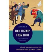 Folk Legends from Tono by Kunio Yanagita