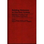 Building Democracy in One-Party Systems by Michael Kelley