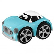 Chicco - Coche Turbo Touch Stunt Car, Old Stevie, color azul (00007304000000)