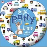 Boys' Potty Time by DK Publishing