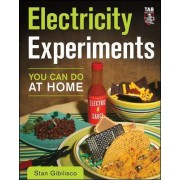 Electricity Experiments You Can Do at Home by Stan Gibilisco