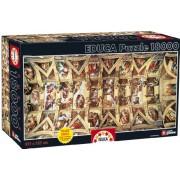 Puzzles Educa - Capilla Sixtina, 18000 piezas (16065)