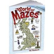 World of Mazes by Viki Woodworth