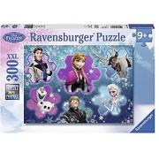 Ravensburger Disney Frozen Cool Character Collage Puzzle (300-Piece)
