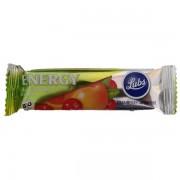 Baton fructe cu merisoare si caise BIO - 40 g