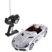 Silver Rastar 1:14 Mercedes Benz Slr Mc Laren Z199 Car Model Remote Control