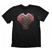 StarCraft 2 T-Shirt Terran Heart, Size M