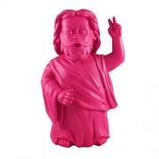 Jesus Saves Money Box - Pink