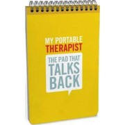Portable Therapist Personality Pad by Knock Knock