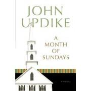 A Month of Sundays by Professor John Updike