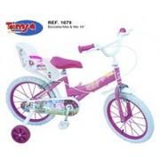 """Bicicleta 16"""" Mia & Me"""
