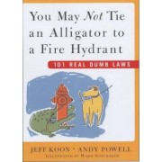 You May Not Tie an Alligator to a Fire Hydrant by Jeff Koon