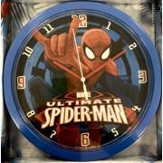 Ceas de perete copii Spiderman MV10047