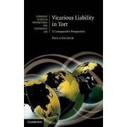 Vicarious Liability in Tort by Professor Paula Giliker