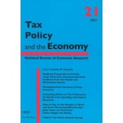 Tax Policy and the Economy: v. 21 by James M. Poterba