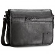 Чанта за лаптоп LASOCKI FOR MEN - RM0194 Черен