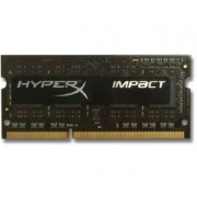 KINGSTON SODIMM DDR3 8GB 1600MHz HX316LS9IB8 HyperX Impact