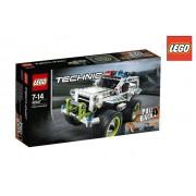 Ghegin Lego Technic Intercettatore Polizia 42047