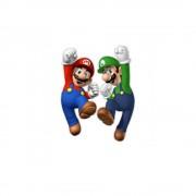 Mario en Luigi side art arcade stickers