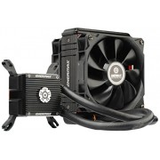 Enermax Liqtech 120 ELC-LT120X-HP Sistema di Raffreddamento a Liquido per CPU All-in-One con Radiatore da 120mm, Nero