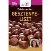 Szafi Fitt zsírtalanított gesztenyeliszt - 250g