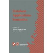 Database Applications Semantics by L. Mark