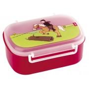 Sigikid 24475 - Portamerenda per bambine con stampa colorata Pony Sue, colore: Rosa