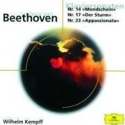 L Van Beethoven - Klaviersonaten No.14,17 (0028945792224) (1 CD)