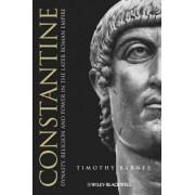 Constantine by Timothy David Barnes