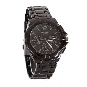 Creator Rosra Black New Design Analog Watch For Men