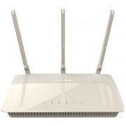 Router Wireless D-Link DIR-880L, AC1900 Dual-band, 1300/600Mbps, 4 porturi Gigabit, Cloud, USB3.0/2.0 SharePort, 3 Antene Dual-Band