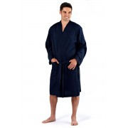 Мъжки халат James Navy