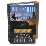 Author Classic Mystery Jigsaw Puzzle - Julie Smith