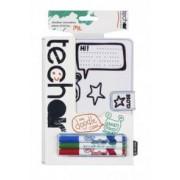 Tech Air Étui tablette 7'' et iPad Mini coloriable - TechAir Doodle Case