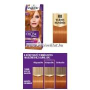 Schwarzkopf Palette Intensive Color Creme K8 Világos Rézvörös krémhajfesték