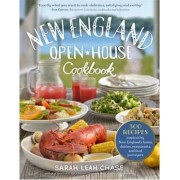 New England Open-House Cookbook by Sarah Leah Chase