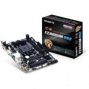 Gigabyte GA-F2A68HM-DS2 Scheda Madre mATX, FM2+, Nero