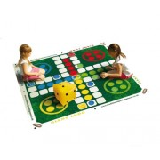 Traditional Garden Games - LUDO GIGANTE - Gioco da party al chiudo o all'aperto
