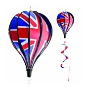 Brookite Union Jack Hot Air Balloon