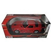 Mercedes SLS AMG GT3 Red 1/24 by Motormax 73356