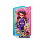 Barbie: agent secret, păpușă mov