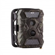 Duramaxx GRIZZLY Mini Wildkamera 40 Black LEDs 12 MP Full HD USB SD Batteriepack