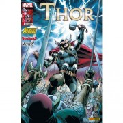 """Thor N° 10 : """" Examen Final """" ( Thor + Avengers Academy + The Defenders + Journey Into Mystery )"""