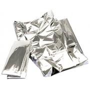 Hive Higiénicos desechables hoja espacio termal hoja manta plata Color código: HBA0500