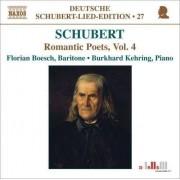 F. Schubert - Romantic Poets Vol.4 (0747313006779) (1 CD)