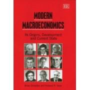 Modern Macroeconomics by Brian Snowdon