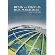 Urban and Regional Data Management by Alenka Krek