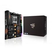 ASUS ROG Rampage V Edition 10 Intel X99 LGA 2011-v3 ATX - cartes mères (DIMM, DDR4-SDRAM, Quad, Intel, Core i7, LGA 2011-v3)